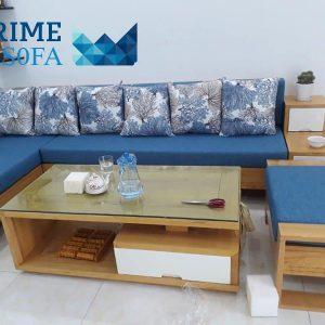 sofa go soi dem boc ni 300x300 - Sofa gỗ sồi đệm bọc nỉ