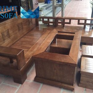 sofa go tu nhien PMS001 300x300 - Sofa gỗ tự nhiên PMS 001
