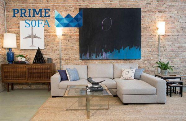 sofa ni PMS003 600x392 - Sofa nỉ PMS 003
