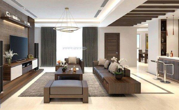 sofa go oc cho 2 600x370 - Sofa gỗ óc chó