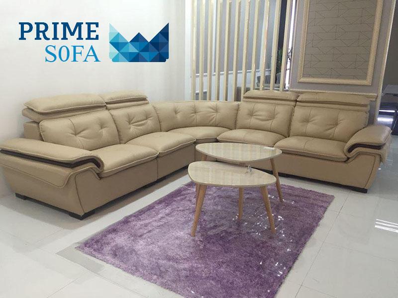 sofa da PMS001 - Bọc lại ghế sofa