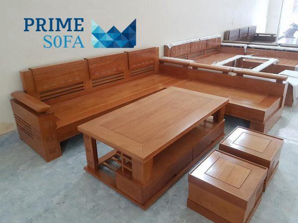 sofa go dinh huong tu nhien 600x450 - Sofa gỗ đinh hương tự nhiên