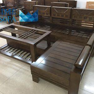 sofa go tu nhien PMS002 300x300 - Sofa gỗ tự nhiên PMS 002