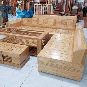 sofa go tu nhien PMS003 300x300 - Sofa gỗ tự nhiên PMS 003