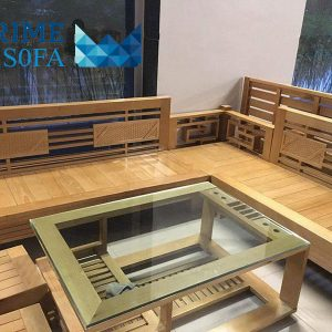 sofa go tu nhien PMS004 300x300 - Sofa gỗ tự nhiên PMS 004