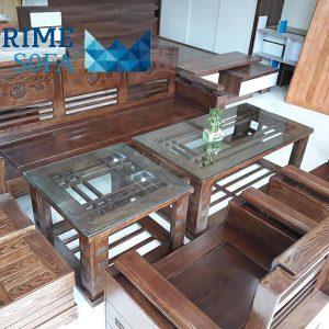 sofa go tu nhien PMS005 300x300 - Sofa gỗ tự nhiên PMS 005