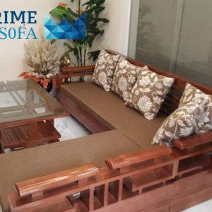 sofa go tu nhien boc ni PMS006a 300x300 - Sofa gỗ tự nhiên bọc nỉ PMS 006