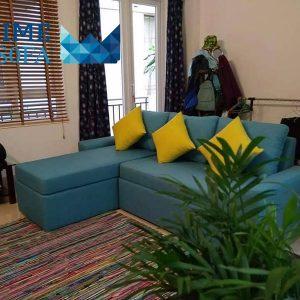sofa goc boc ni PMS003 300x300 - Sofa góc bọc nỉ PMS 003