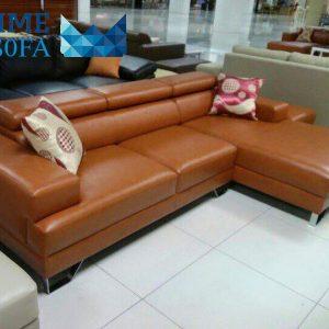 sofa goc chat lieu da PMS004 300x300 - Sofa góc chất liệu da PMS 004