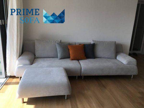 sofa ni PMS004 600x450 - Sofa nỉ PMS 004