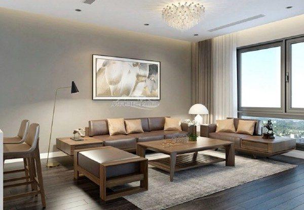 sofa go oc cho 1 600x415 - Sofa gỗ óc chó