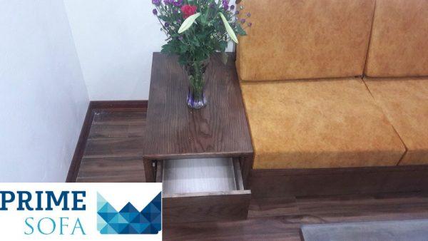 mau sofa go dep 600x338 - Bộ sofa gỗ 2.3m chị Thơm chung cư Tân Tây Đô