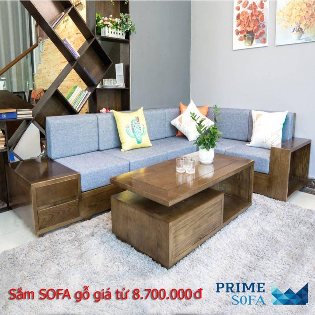 Sofa Gỗ Goc đẹp ấn Tượng Sofa đẹp Tinh Hoa Hội Tụ