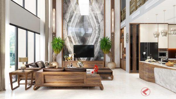 bo ban ghe go oc cho1 600x338 - Sofa gỗ phòng khách đẹp_ms009