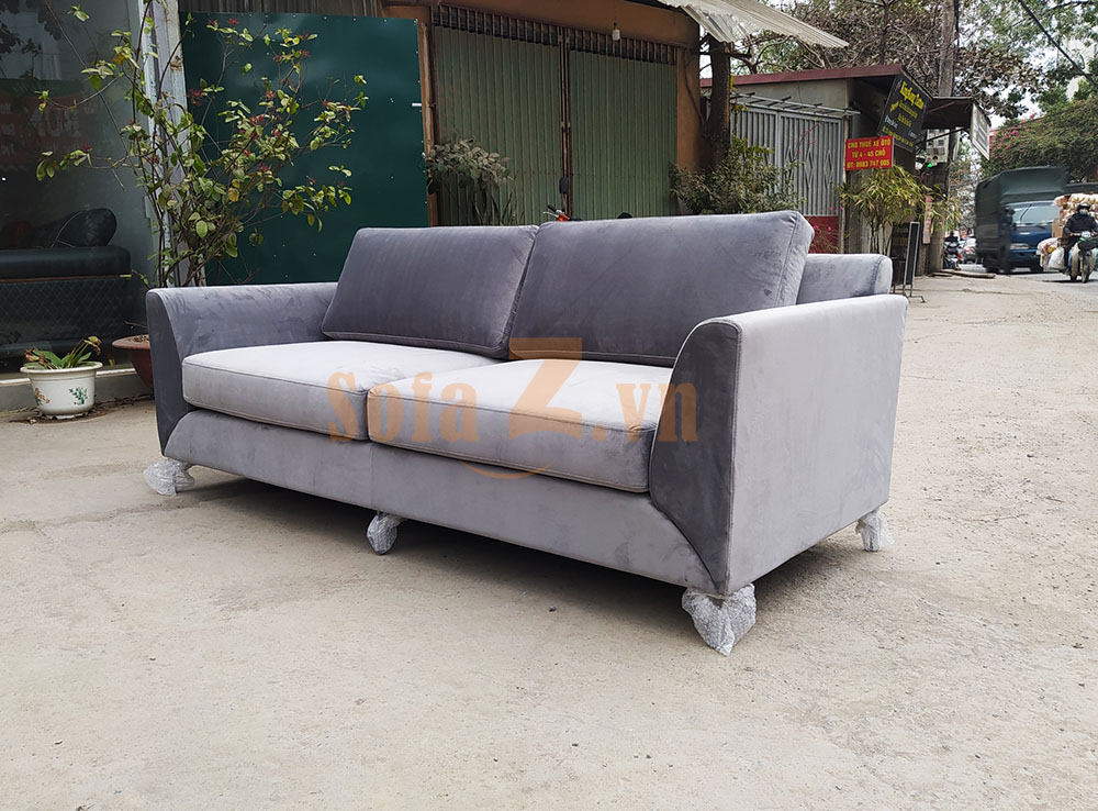 sofa phong khach boc vai 3 - Ghế sofa là gì? Ở đâu mua ghế sofa tốt nhất?