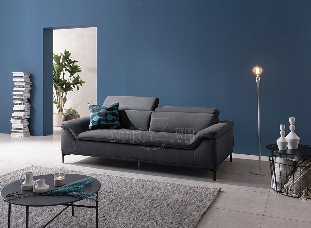 sofa phong khach dien tich nho 2 - Kinh nghiệm chọn sofa phòng khách cho diện tích nhỏ